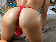 Happy Thong Thursday guys.  I would like to wear thongs more often in 2021.