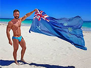 Instead of protesting on Australia Day, grab your speedos and get to the beach.