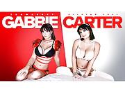 Curvy big tit Gabbie Carter makes it to TeamSkeet All Stars