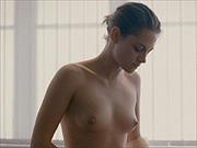 Kristen Stewart reveals her small tits