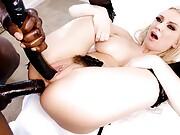 Exclusive dirty anal porn sexphotos of hot pornstar Kenzie Taylor.