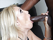 Interracial tan lines milf Charlee Chase