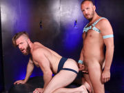 Brian Bonds and Chase Ryder can't contain themselves
