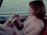 Sylvia Kristel in the early seventies