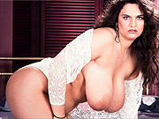 Huge boobs German classic Lisa Miller