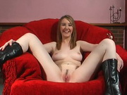 British blonde Katie Kay gives interview for UK Pussy Talk
