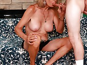 Older temptress Super Sexy is fucked but good