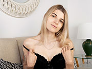 Russian Teen Princess Monro Exposing Her Teen Cunt