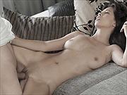 Passionate sex with beautiful Paula Shy