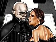 Star Wars heroes dirty couples