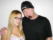Hot Blonde Amateur Teen Babe Gives A Dick Jerking Masturbating CFNM Handjob