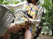 Hikari is a total Japanese MILF slut exhibitionist