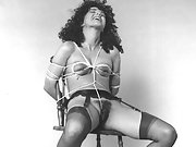 vintage retro porn and bondage