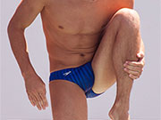 I don't think it is any surprise that so many divers have come out as being gay.