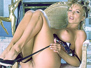 Deidre Holland strips and spreads