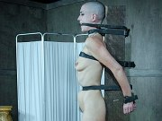 Abigail Dupree and Slave Fluffy are bound by femdom London River