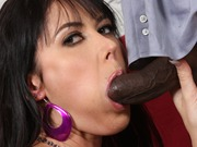 Busty cougar Eva Karerra enjoys a bbc in fuck acts