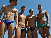 Do you have any speedo friends? Drop into SwimmerBoyz.com.