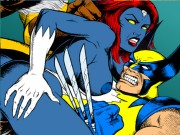 Famous celebrities X-men in hadcore and lesbian orgies