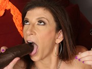 Milf Sara Jay prefers a bbc in hardcore with orals