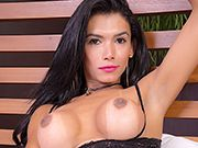 Watch Valerya Pacheco get her ass fucked with 2 dicks