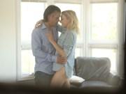 Slutty blonde Zoe Parker cheating with bffs Melissa Moore's fiance