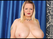 Four plumpers gets naked and shows their assets