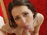 Selena Stuart with dildo and cock in anal fuck act