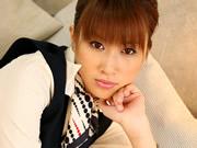 beauty japanese stewardess action pics