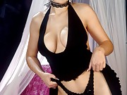 Big Natural Breasts Aria Giovanni naked on Busty Amateurs