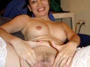 Sexy Asian Mom Shira sweet ass bent over showin it uncensord