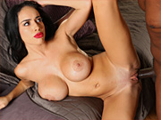 Bigtitted wife cheats on her husband with a black stud