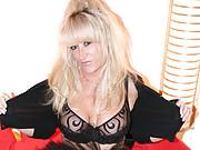 Auntie Sonia in Vanity Fair Panties and Petticoats