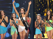 Can you believe that the Miss America pageant has banned hte swimsuit part?