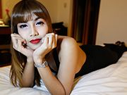 Beautiful thai ladyboy, love to spread an to be fucked