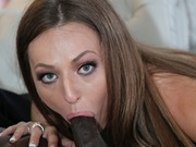 Natasha Starr prefers a bbc in anal fuck with oral