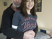 SubSlut Jenna Joy: slips into whore ass nice-n-easy