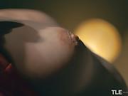 Homemade photos of Asian bitch licking foot