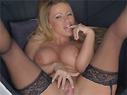 Teen Ilina Valentine enjoys her ass toyed and dicked at anal casting