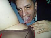 Oral porn with horny Polish couple