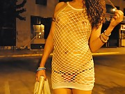 Nikki Montero is a skank slut streetwalker Prostitute work