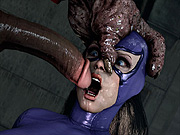 Various monster sex images in 3d