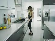 POV fucking big tit house wife Mckenzie when husband is not around