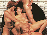 Group sex classic with anal penetration