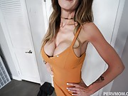 Mackenzie Lee and Kyler Quinn cant say no to a big dick