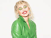 Miley Cyrus sexy for Wall Street Journal Magazine