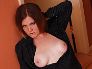 Amateur Milf Summer's First Time On Film