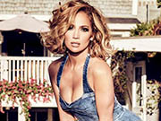 Jennifer Lopez sexy for Guess Campaign - Spring/Summer 2020