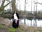 Curvy Babes Public Nudity and bbw amateur exhibitionist flashing outdoor